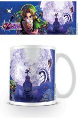 Legend of Zelda Majoras Mask Hrnek Moon