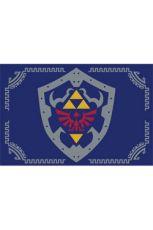 Legend of Zelda Rohožka Hylian Shield 40 x 60 cm