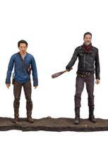 The Walking Dead TV Verze Akční Figure 2-pack Negan & Glenn 13 cm