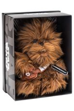 Star Wars Black Line Plyšák Figure Chewbacca 25 cm