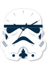 Star Wars Nástěnná Hodiny Stormtrooper