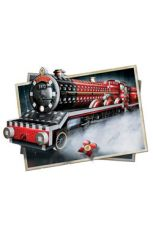 Harry Potter 3D Puzzle Bradavice Express