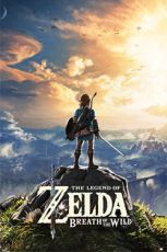 Legend of Zelda Breath of the Wild Plakát Pack Sunset 61 x 91 cm (5)