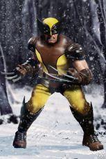 Marvel Universe Akční Figure 1/12 Wolverine 15 cm
