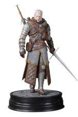 Witcher 3 Wild Hunt PVC Soška Geralt Grandmaster Ursine 24 cm