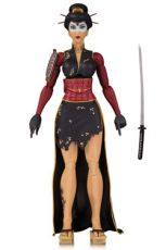 DC Bombshells Akční Figure Katana 17 cm