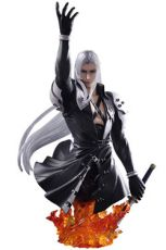 Final Fantasy VII Static Arts Bysta Sephiroth 19 cm