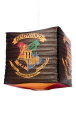 Harry Potter Paper Light clona na lampu Bradavice 30 cm