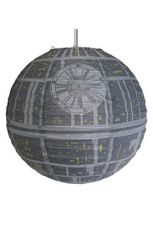 Star Wars Paper Light clona na lampu Death Star 30 cm