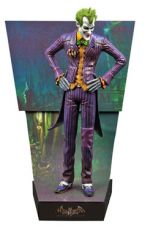 Batman Arkham Asylum Premium Motion Soška The Joker 25 cm