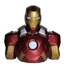 Marvel Comics Coin Pokladnička Iron Man 22 cm Semic