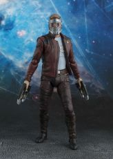 Guardians of the Galaxy Vol. 2 S.H. Figuarts Akční Figure Star-Lord & Explosion 17 cm