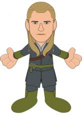 Lord of the Rings Plyšák Figure Legolas 25 cm Bleacher Creatures
