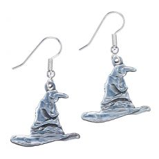 Harry Potter Sorting Hat Naušnice (silver plated) Carat Shop, The