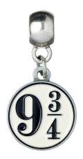 Harry Potter Talisman Platform 9 3/4 (silver plated) Carat Shop, The