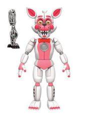 Five Nights at Freddy's Akční Figure FT Foxy Sister Location 13 cm