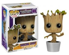 Guardians of the Galaxy POP! vinylová Bobble-Head Dancing Groot 10 cm Funko