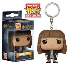 Harry Potter Pocket POP! vinylová Keychain Hermione Granger 4 cm Funko