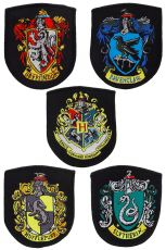 Harry Potter Patches 5-Pack House Crests Cinereplicas