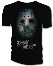 Friday the 13th Tričko Bloody Mask Velikost L Indiego