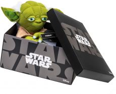 Star Wars Black Line Plyšák Figure Yoda 25 cm Joy Toy