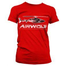 Dámské tričko Airwolf Chopper Distressed