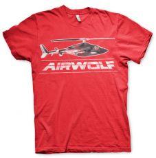 Pánské tričko Airwolf Chopper Distressed