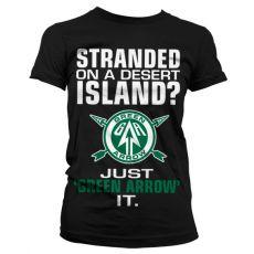 Dámské tričko Arrow Just Green Arrow It