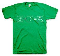 Pánské tričko Arrow Riddle