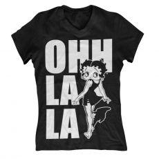 Dámské tričko Betty Boop Ohh La La