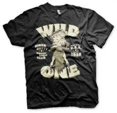 Módní pánské tričko Betty Boop MC Club
