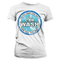 Perníkový Táta dámské tričko A1A Car Wash