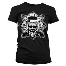 Dámské tričko Perníkový Táta Br-Ba Heisenberg