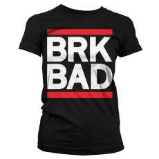 Perníkový Táta dámské tričko BRK BAD