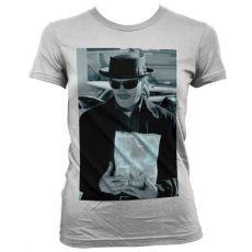 Dámské tričko Perníkový Táta Heisenberg Money Bag