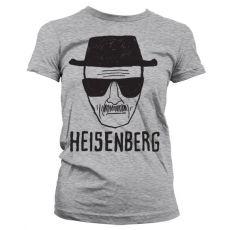 Dámské tričko Perníkový Táta Heisenberg Sketch