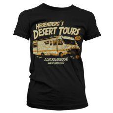 Perníkový Táta dámské tričko Heisenberg´s Desert Tours