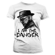 Perníkový Táta dámské tričko I Am The Danger