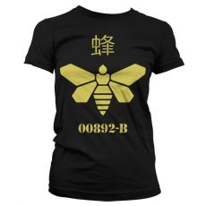 Perníkový Táta dámské tričko Methlamine Barrel Bee