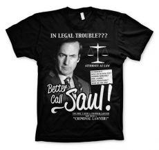 Pánské tričko Perníkový Táta Better Call Saul