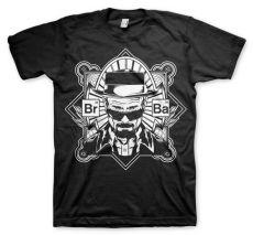 Perníkový Táta pánské tričko Br-Ba Heisenberg