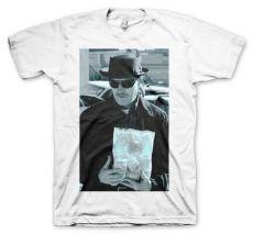 Pánské tričko Perníkový Táta Heisenberg Money Bag