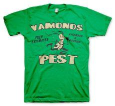 Perníkový Táta pánské tričko Vamanos Pest
