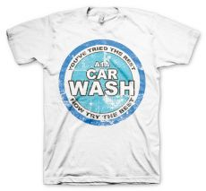 Perníkový Táta stylové tričko A1A Car Wash