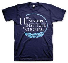 Perníkový Táta pánské tričko Heisenberg Institute Of Cooking