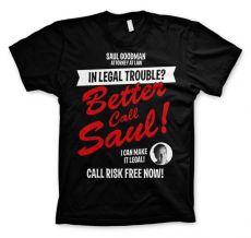 Perníkový Táta stylové tričko In Legal Trouble