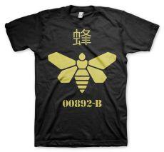 Perníkový Táta stylové tričko Methlamine Barrel Bee