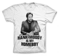 Pánské tričko Californication Hank Moody Is My Homeboy