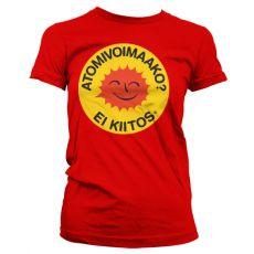 Dámské tričko Atomivoimaako - Ei Kiitos