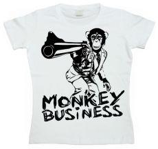 Dámské tričko Monkey Business